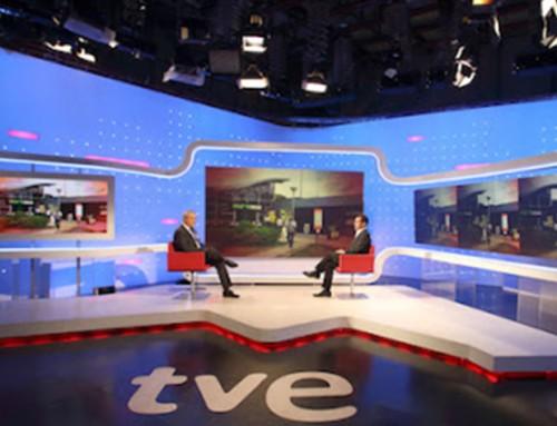 Aparición en el programa Emprende del canal 24 horas de RTVE